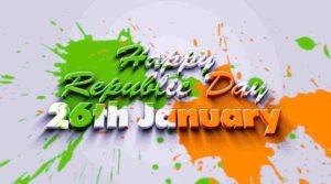 Republic day status